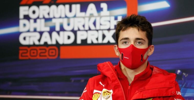 Leclerc looks back: I've got good memories of last year