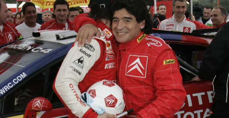 The world of Formula 1 reacts to the passing of Diego Maradona