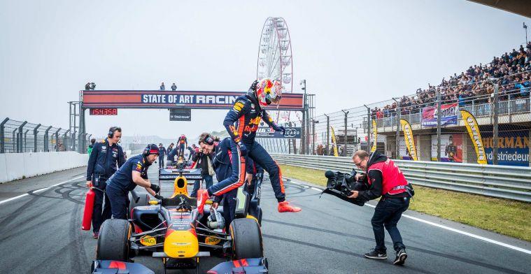 Verstappen understands date change for Dutch Grand Prix