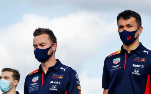 Albon still has a chance at Red Bull: 'Then he'll drive there again next year'