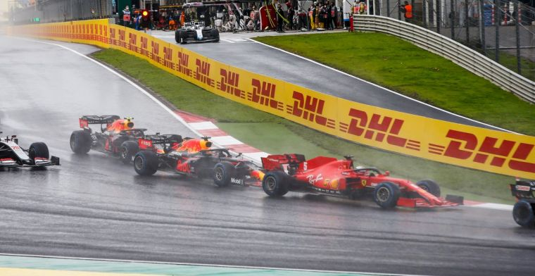Vettel is supported by experienced colleagues: Don't want this to happen again