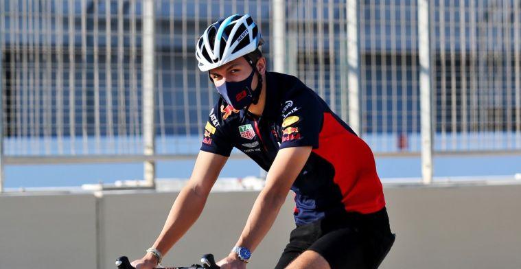 Albon heeft plan B, maar richt zich volledig op lijfsbehoud bij Red Bull Racing