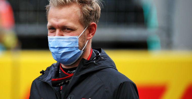 'Magnussen kiest voor legendarisch team in Amerika, maar geen IndyCar-avontuur'