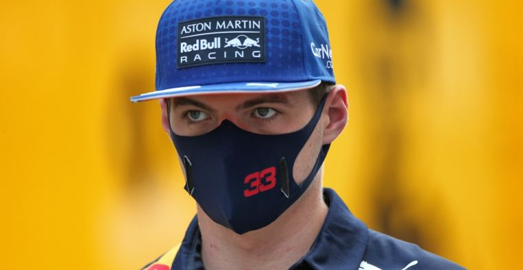 New parts for Verstappen: I look forward to using them here