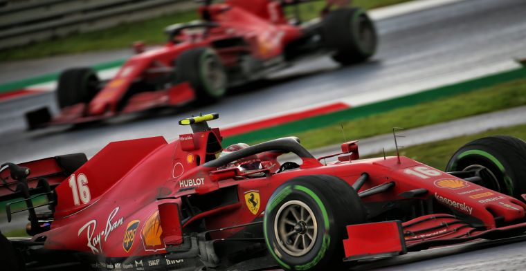 This is the only way Ferrari can finish third in 2020