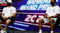 """Afbeelding: Hamilton verdedigt Bottas: """"Is ook niet makkelijk om mijn teamgenoot te zijn"""""""