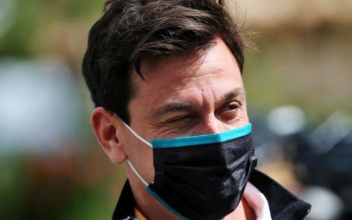 Wolff heeft vertrouwen na de vrijdag, maar 'Verstappen was het snelste'