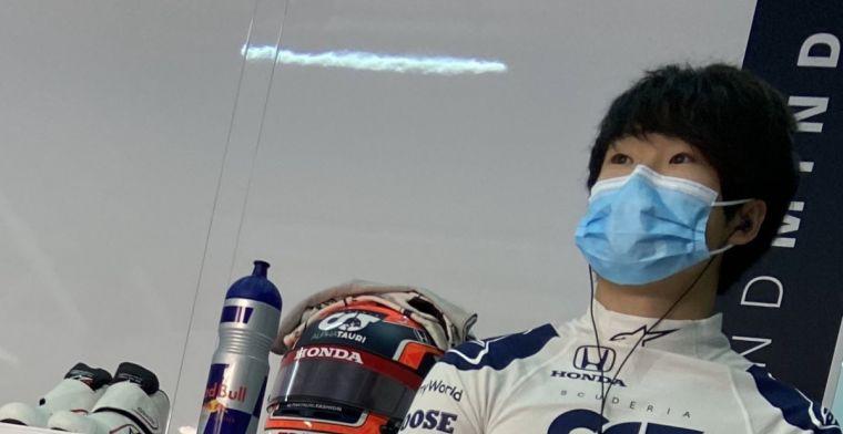 Tsunoda makes costly mistake; Schumacher sees Ilott approaching