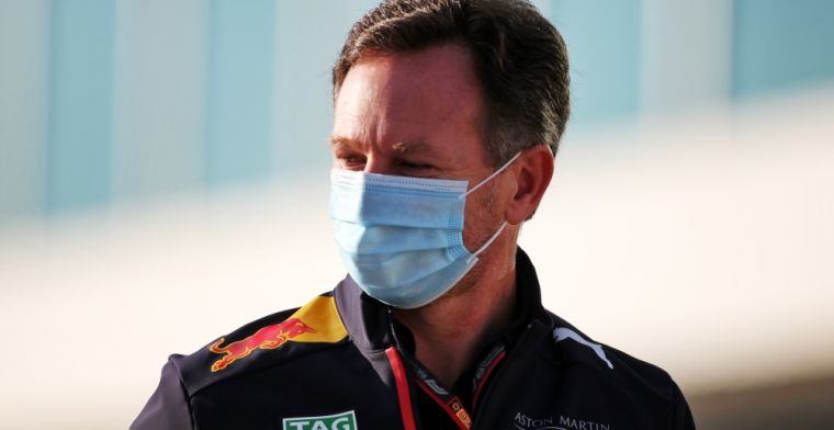 Horner happy with Ferrari support: encouraging to hear