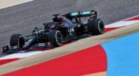 Image: Mercedes dominate FP1 with Sergio Perez P3 in Bahrain