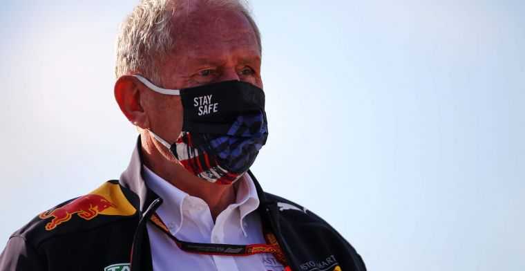 Marko happy with Red Bull's performance: That is now paying off