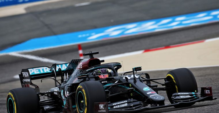 Mercedes still have question marks: Our long runs on Friday were average