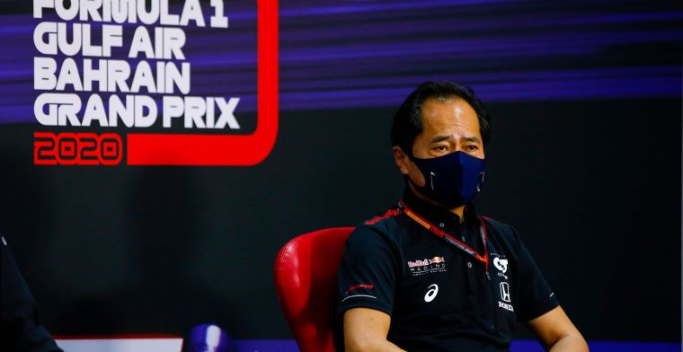 Honda hopes for a strong Sunday: 'We have not been able to do that in the last few
