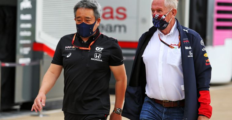 Rumour: Is technical support from Honda the key to Red Bull's future engine?