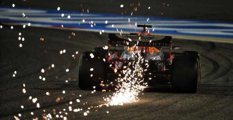 Provisional starting grid GP Bahrain: Ferrari disappoints, Red Bull has chances