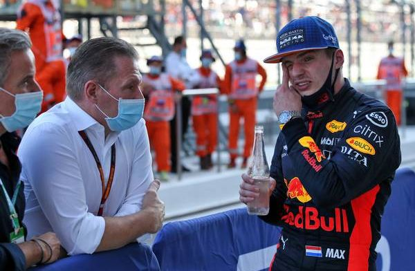Jos Verstappen competes with his son Max: Frustrating