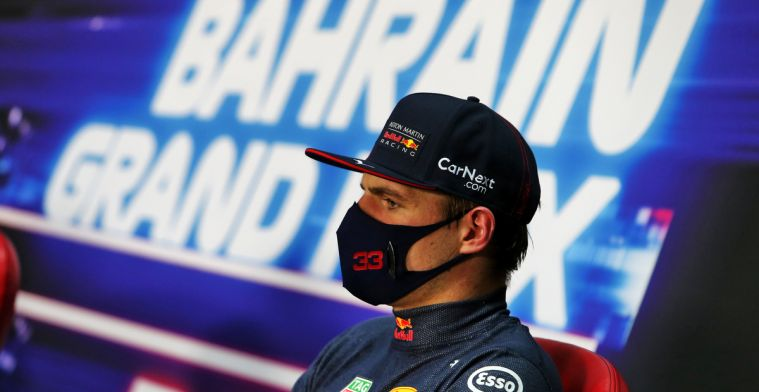 Key to victory for Verstappen? 'Mercedes is still very fast in that case'