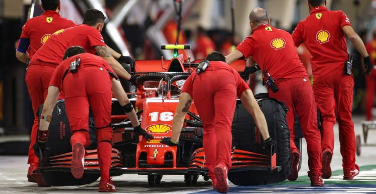 Leclerc: Can't hide that I'm a little disappointed