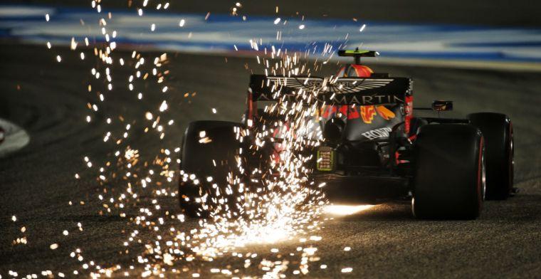 Despite P4 for Albon, 'Verstappen will be alone in the fight against Mercedes'