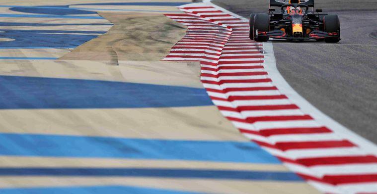 Samenvatting VT3 in Bahrein: Verstappen het snelste, Hamilton daar vlak achter