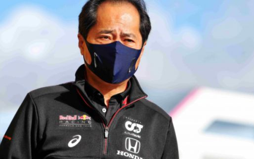 Honda-topman: