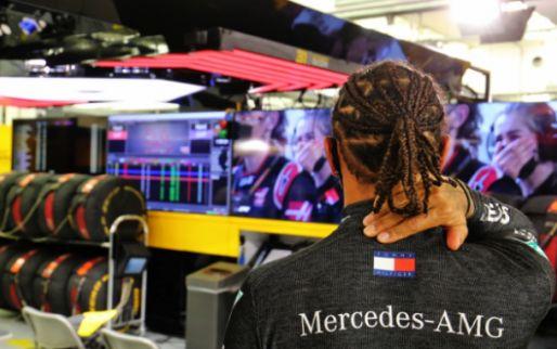 Samenvatting Bahrein: Hamilton voor Verstappen; Grosjean overleeft megacrash