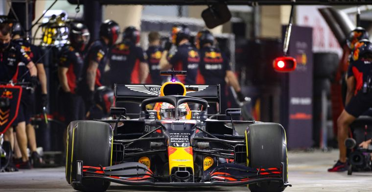 Red Bull takes precautions, replaced parts of Verstappen's wing