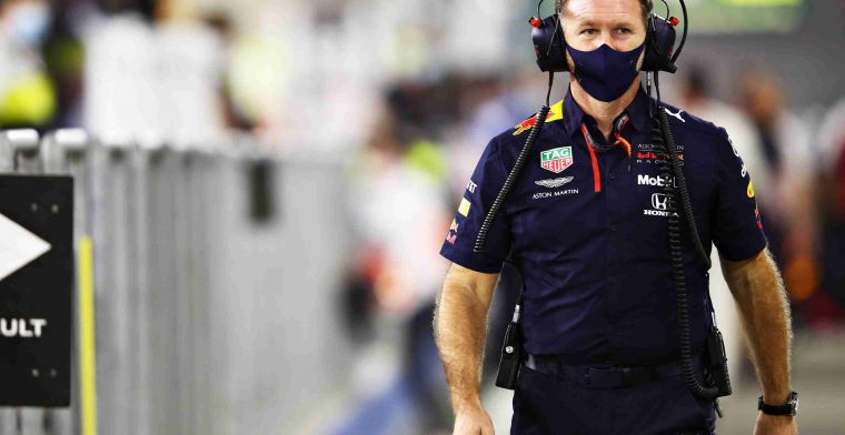 Red Bull at the restart: 'We were concerned about the start performance'