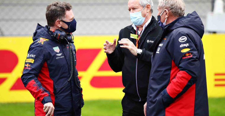 Horner thanks the FIA: Sometimes we give them a hard time
