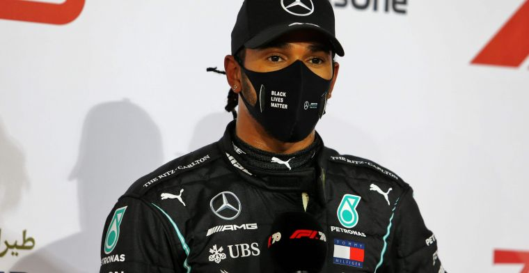 Hamilton wants competition for Pirelli: They have no one to compare