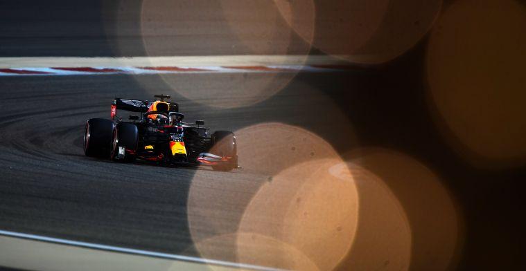 LIVE: Hamilton wint GP Bahrein, Verstappen tweede: Dubbel podium voor Red Bull