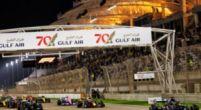 Afbeelding: Grand Prix van Bahrein wordt na ruim een uur herstart!