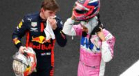 Image: Doornbos thinks that Verstappen has a say in the future of Albon