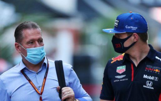 Verstappen nam contact op met familie na crash Grosjean: