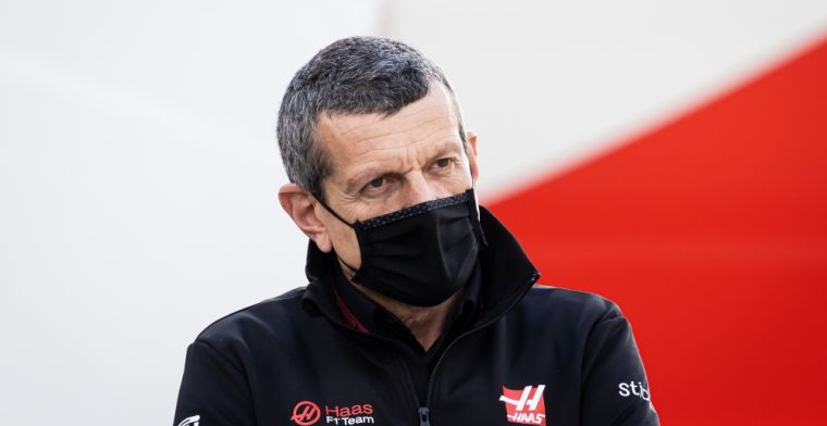 Steiner does not share Ricciardo's broadcast criticism