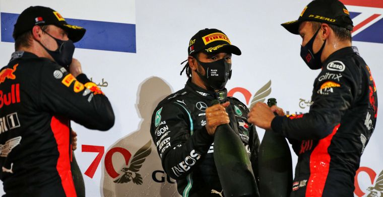 Coronel ziet iets opvallends bij Red Bull: 'Altijd aan het einde van het seizoen'