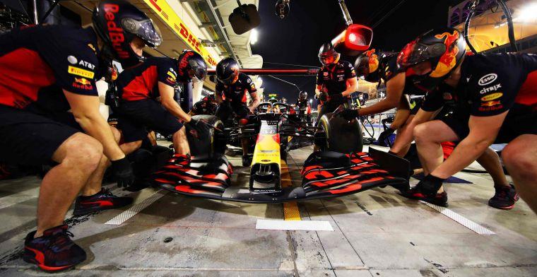 Deze zege wist Red Bull in Bahrein wél te grijpen