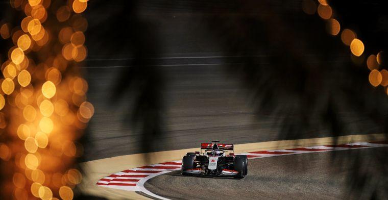 Lammers explains Grosjean's Bahrain crash