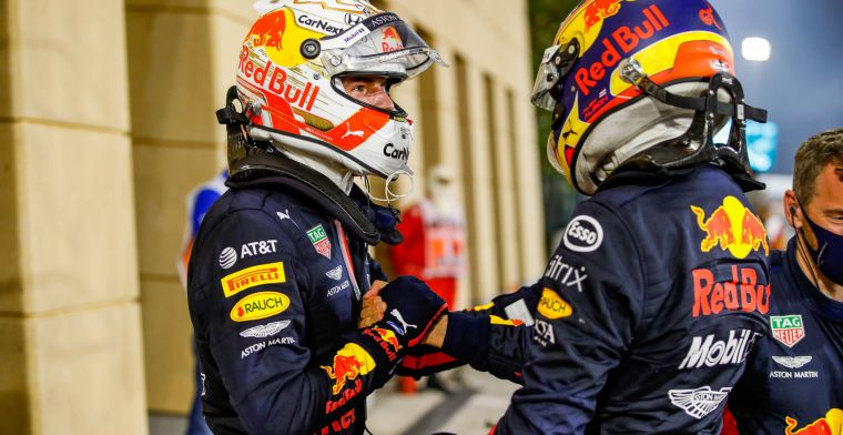 Column   Het is een regelrechte schande als Red Bull Racing toch kiest voor Albon