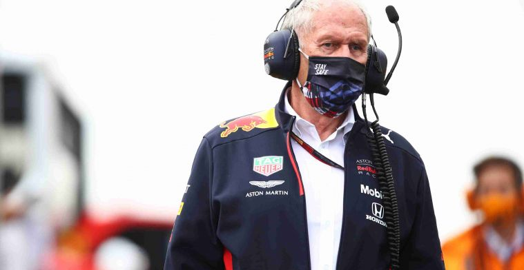 Red Bull reageert op plots ingelaste persmoment van Perez