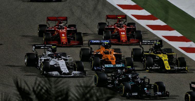 Cijfers teams: Red Bull Racing ondanks dubbel podium geen vlekkeloos weekend