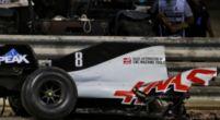 Afbeelding: Crash Grosjean zorgt bijna voor kijkcijferrecord