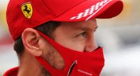 Image: Vettel: 'My race was partly undermined by ruthless move'