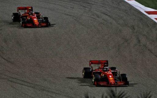 The sky has cleared at Ferrari: