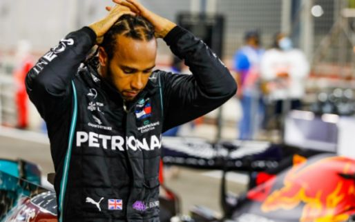 'Someone has managed to get into Hamilton's bubble'