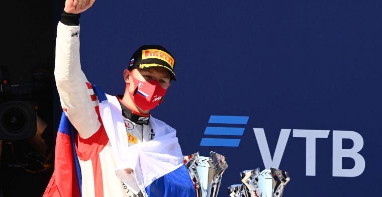 BREAKING: Mazepin maakt in 2021 zijn debuut in de Formule 1 bij Haas