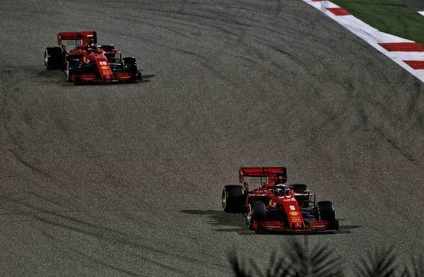 Leclerc en Vettel maken het weer goed: Absoluut geen drama