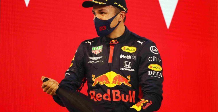 Van de Grint denkt dat beslissing over Red Bull-stoeltje allang genomen is