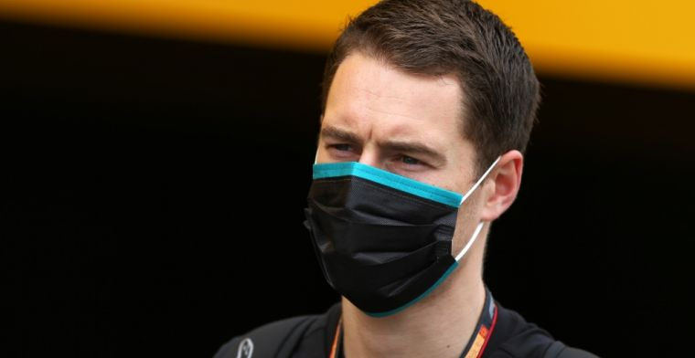 Vandoorne is confident: 'Normally I would be in the Mercedes'