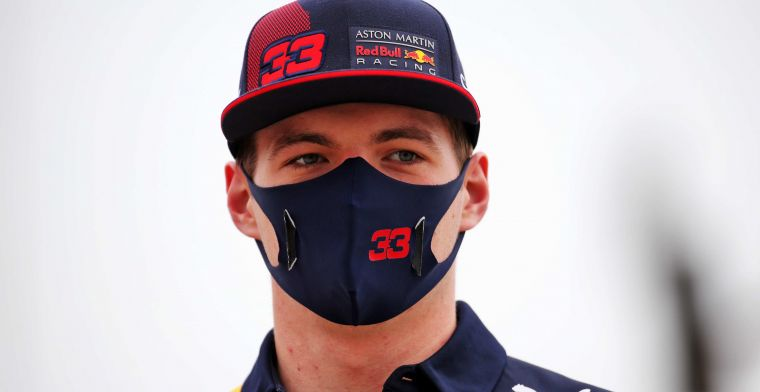 Verstappen is frustrated: He played their chances down again